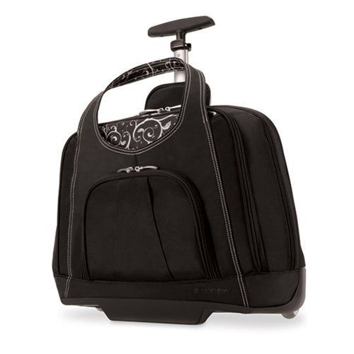 f265f4f3af5d Stylish rolling bags to lug around your daily necessities | Five ...
