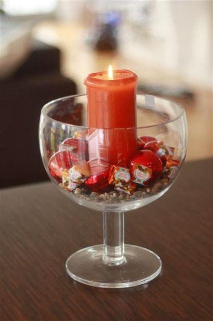 Habt ihr schonmal mit Süßigkeiten dekoriert? Ich nehme am Ferrero Kreativwetttbewerb teil und habe ein bisschen gebastelt. Drückt mir die Daumen!