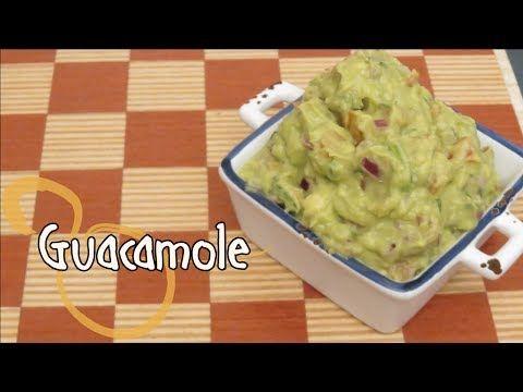 Como fazer Guacamole - Fácil! - YouTube