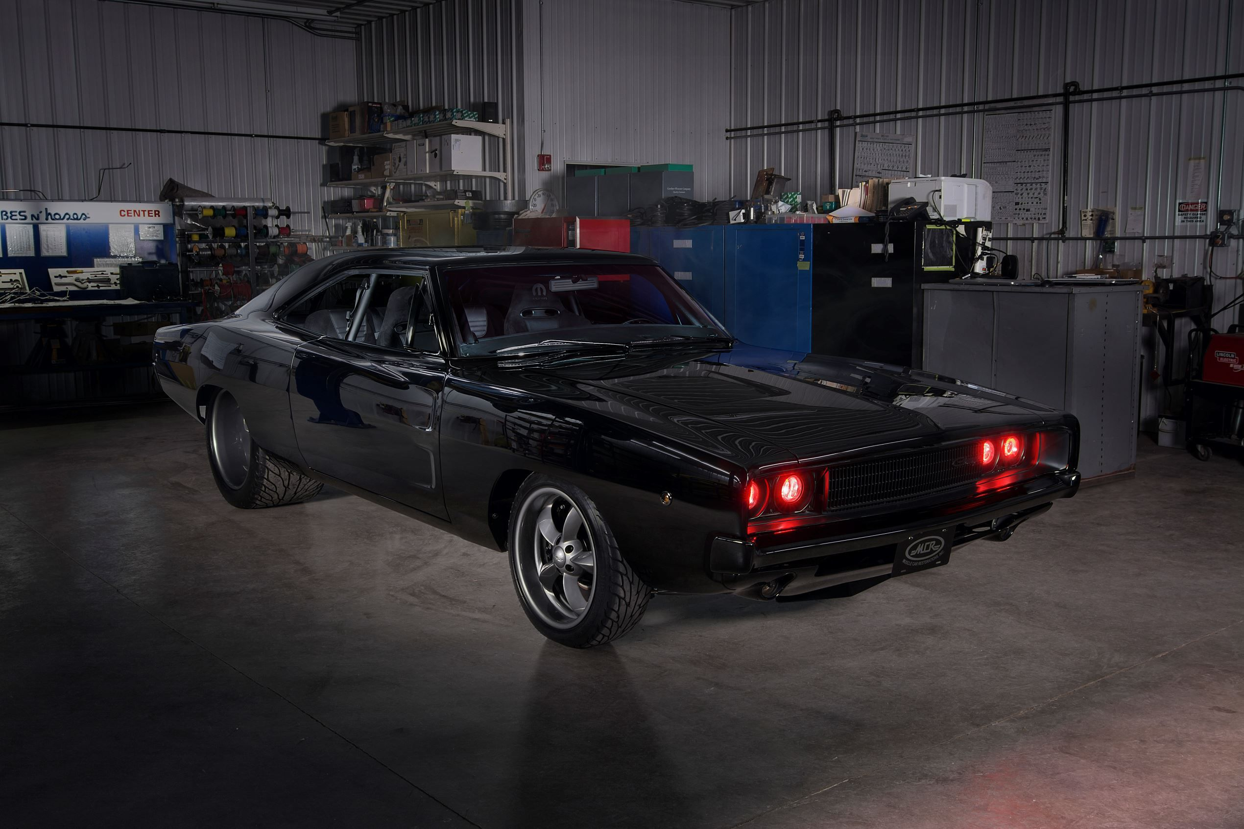 Ass 1968 dodge charger provided by hotrod