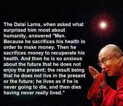 Dalai Lama #Quote #Truth