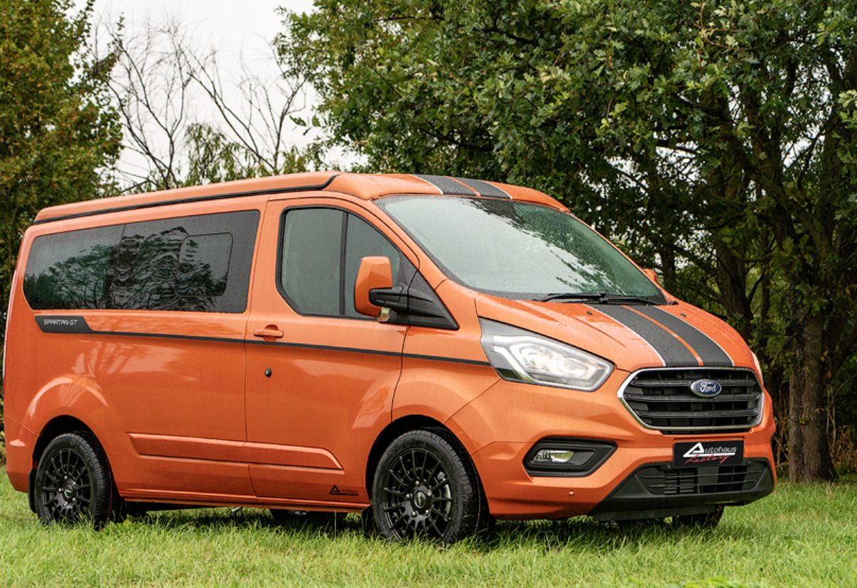 The Custom Ford Transit Campervan Built For Weekend Warriors Ford Transit Campervan Ford Transit Custom Camper Ford Transit