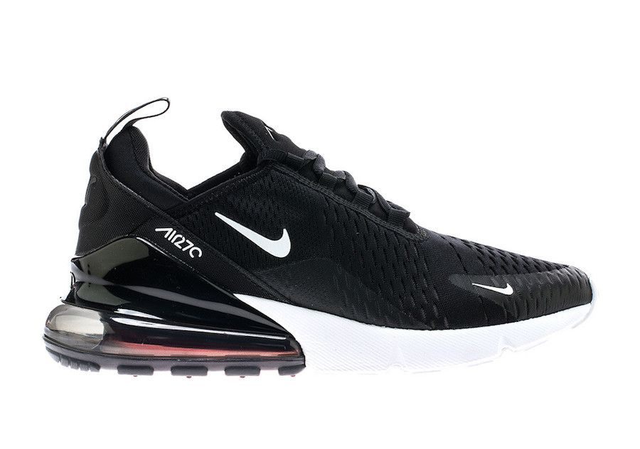 Nike Air Max 270 Black and White : release date | Chaussure ...