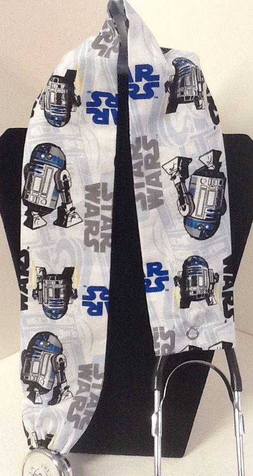 Star Wars R2D2 Print MD RN EMT LPN Stethoscope Cover Buy 3 GET ...