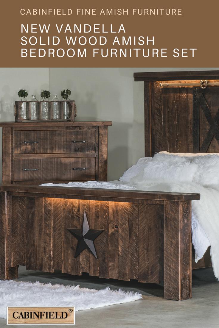 Vandella series rustic bedroom furniture rusticinteriorgrey