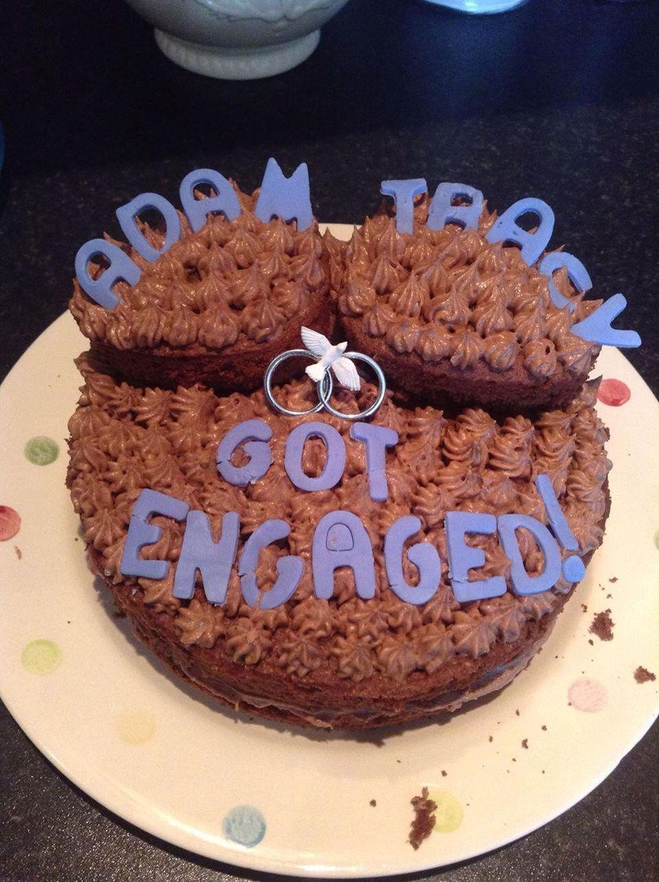 Engagement cake cake engagement cakes desserts