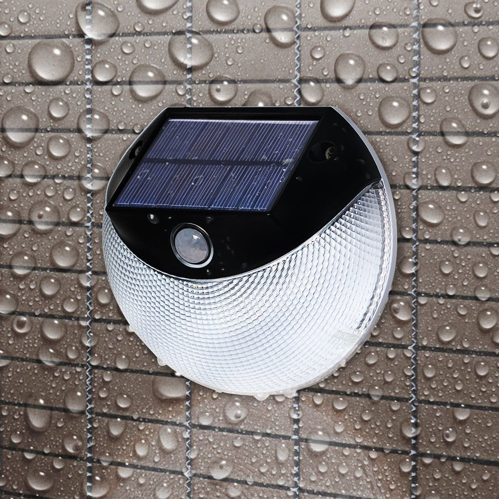 Robot Check Motion Sensor Lights Outdoor Security Lights Solar Deck Lights