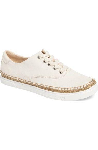 ca8b0dd7b50 UGG 'Eyan Ii' Canvas Sneaker (Women). #ugg #shoes # | Ugg | Uggs ...