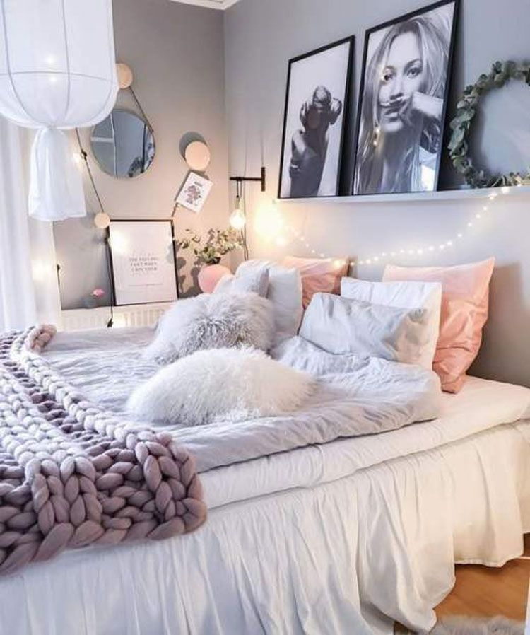 Home Ideas Review In 2020 Bedroom Design Rustic Bedroom Decor Girly Bedroom