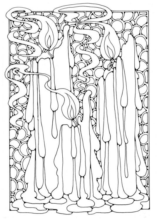 Wiccan Coloring Pages 21 December Kleurplaten Coloring Pagan Coloring Pages