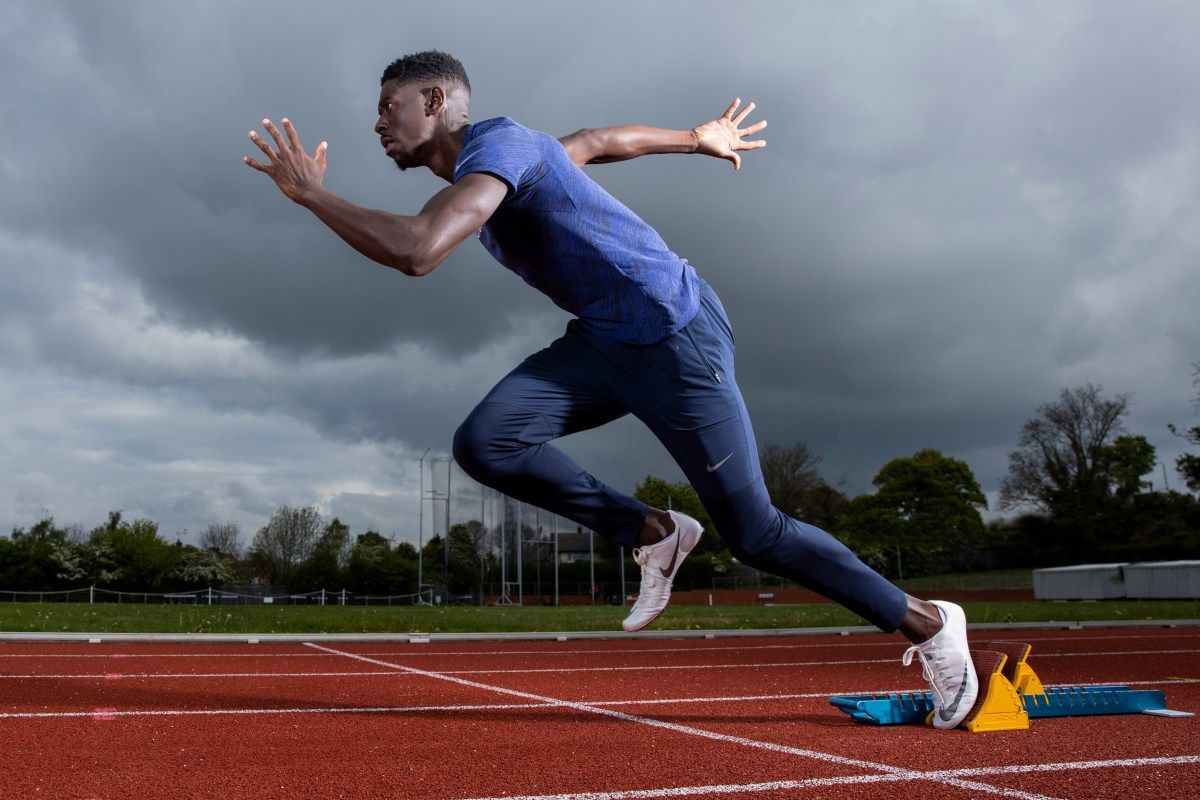 Sprinter Reece Prescod plots to win Olympic gold and