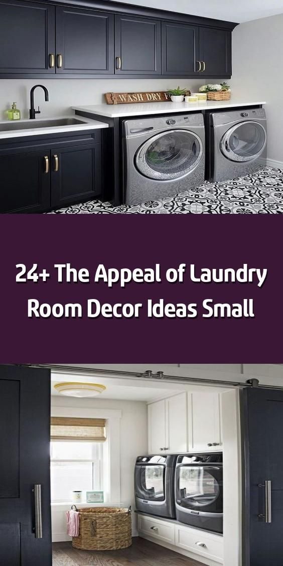 Best 24 The Appeal Of Laundry Room Decor Ideas Small In 2020 400 x 300