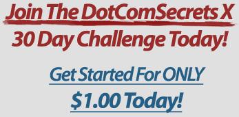 DotComSecretsX, Russell Brunson, Affiliate, Affiliate Marketing, Marketing, Online Marketing, Making Money Online