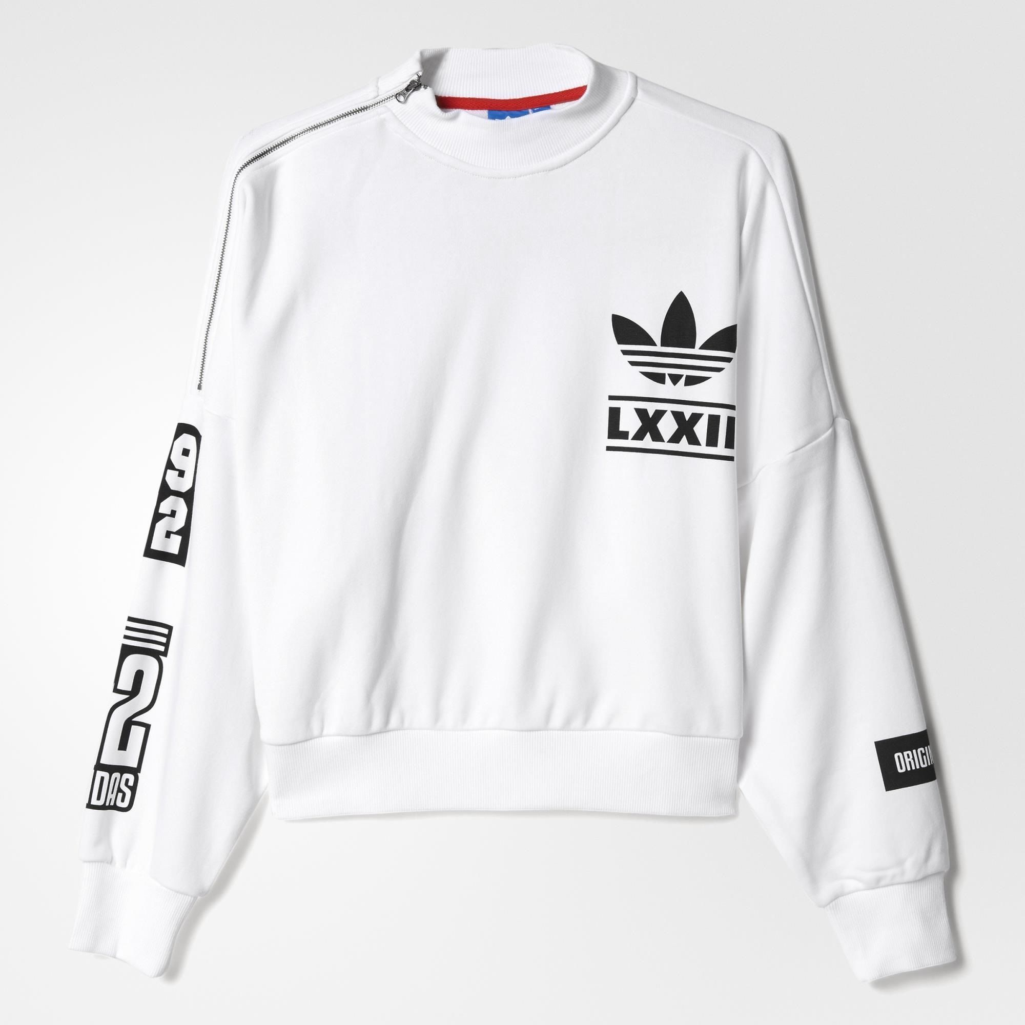 Adidas Berlin Trefoil Logo Sweatshirt Found on my new favorite app Dote  Shopping