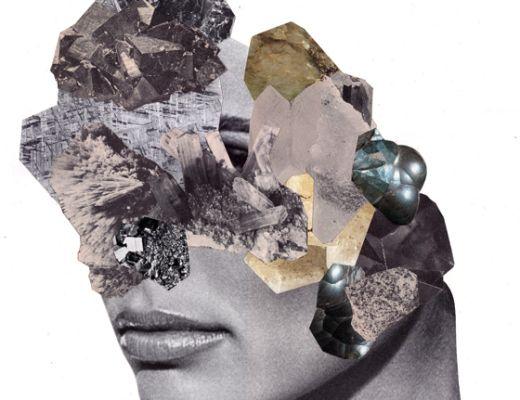 MOVIMENTO SILENCIOSO _ i m a g i n g . t r e n d s | Imaginal Cells #collage #natureza