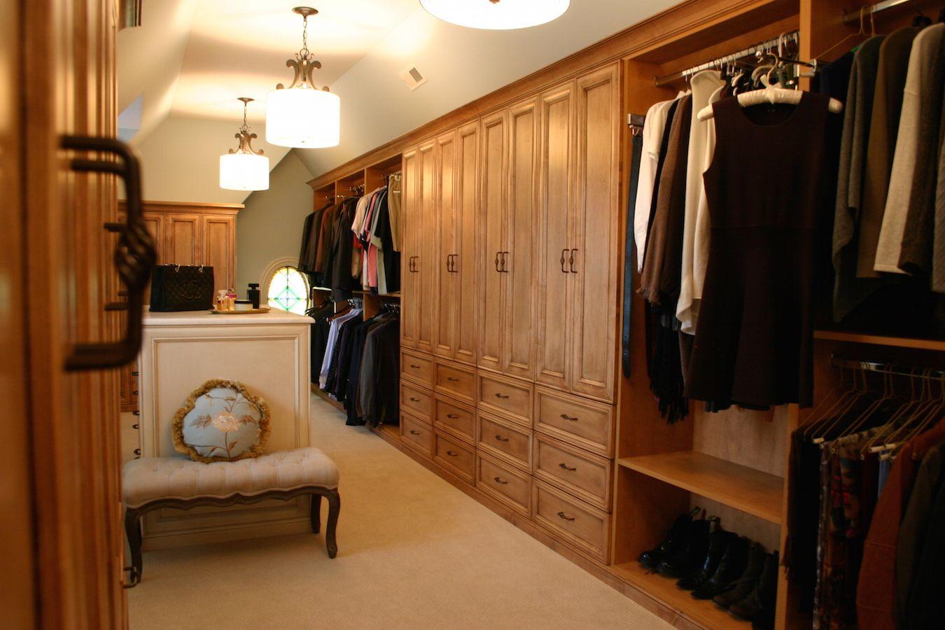 Exceptionnel Custom Closet Design Portfolio | Chicago Closets, Cabinets And Storage |  Crooked Oak