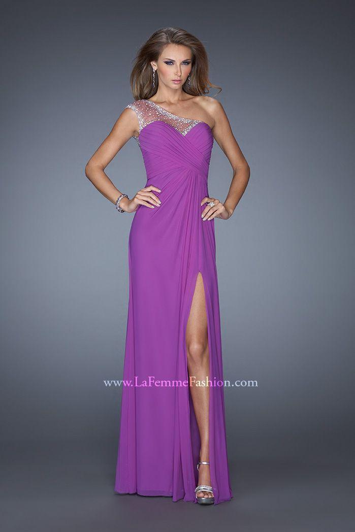 Purple Prom Dresses Sweetheart Neckline