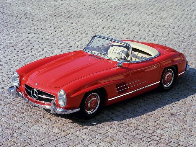 60 Years Of The Mercedes Sl C Mercedes Mercedes Convertible