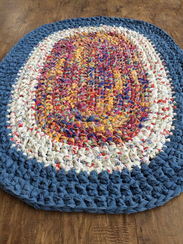 Charming 49 Images Crochet Oval Rug Crochet Rag Rug Rag Rug Crochet Rug Patterns