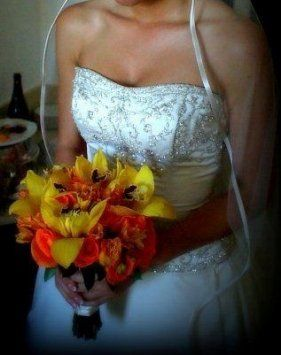 Amalia Carrara Wedding Dress $2,000