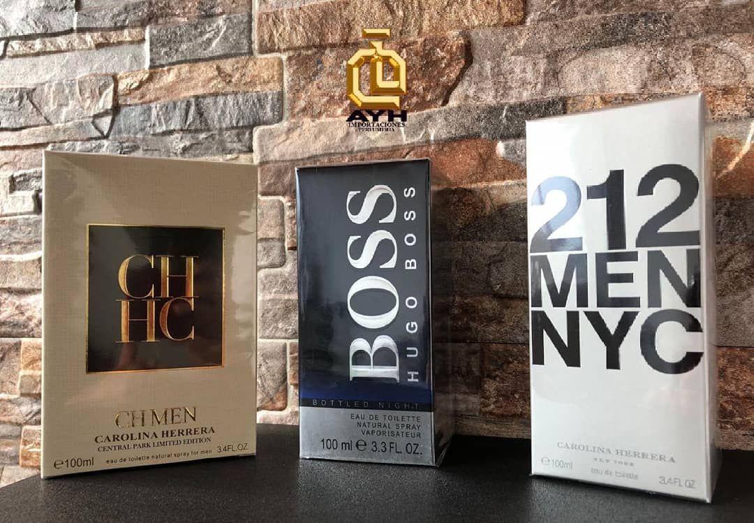 A Y H Importaciones Las Mejores Marcas En Perfumeria