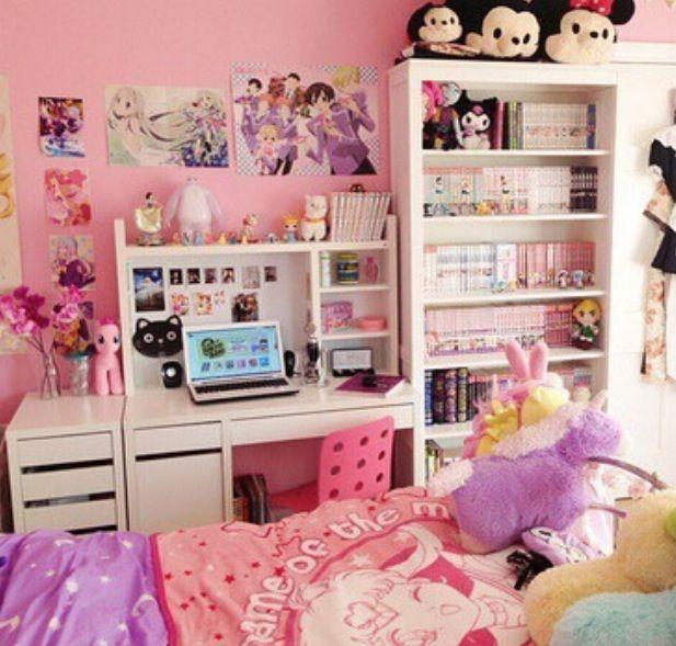 Anime Lover Room