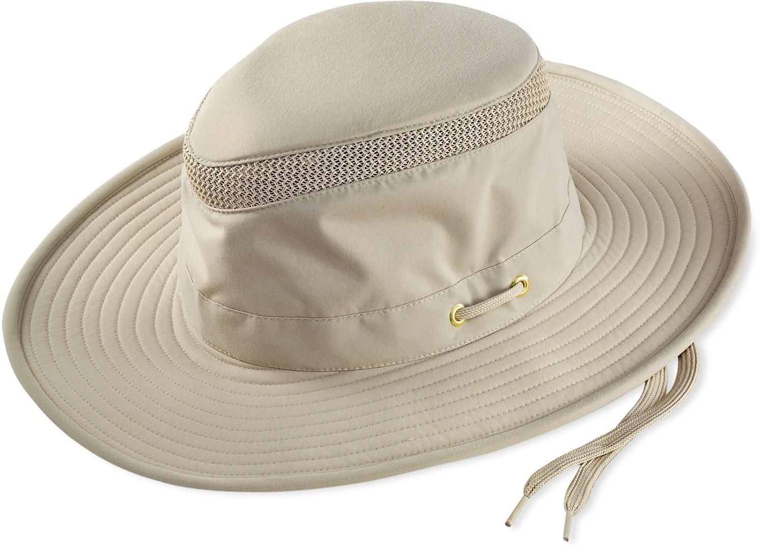 4225cbc0 Great for Hot Weather, Blocks 98% of UVA and UVB Rays. Mesh in the Crown  for Ventilation — Tilley LTM6 Airflo Hat. #REIGifts