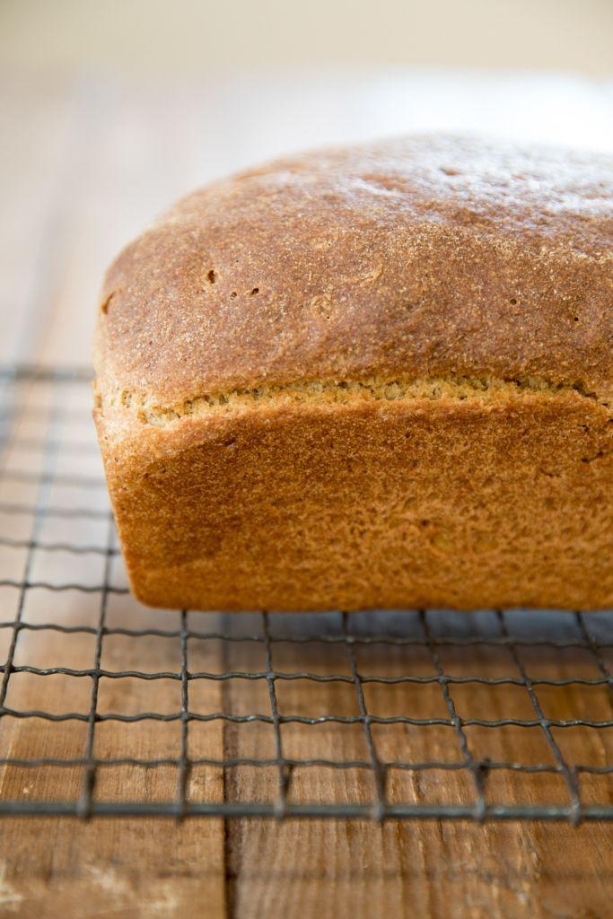 New Einkorn Sandwich Bread Recipe in 2020 | Recipes with ...