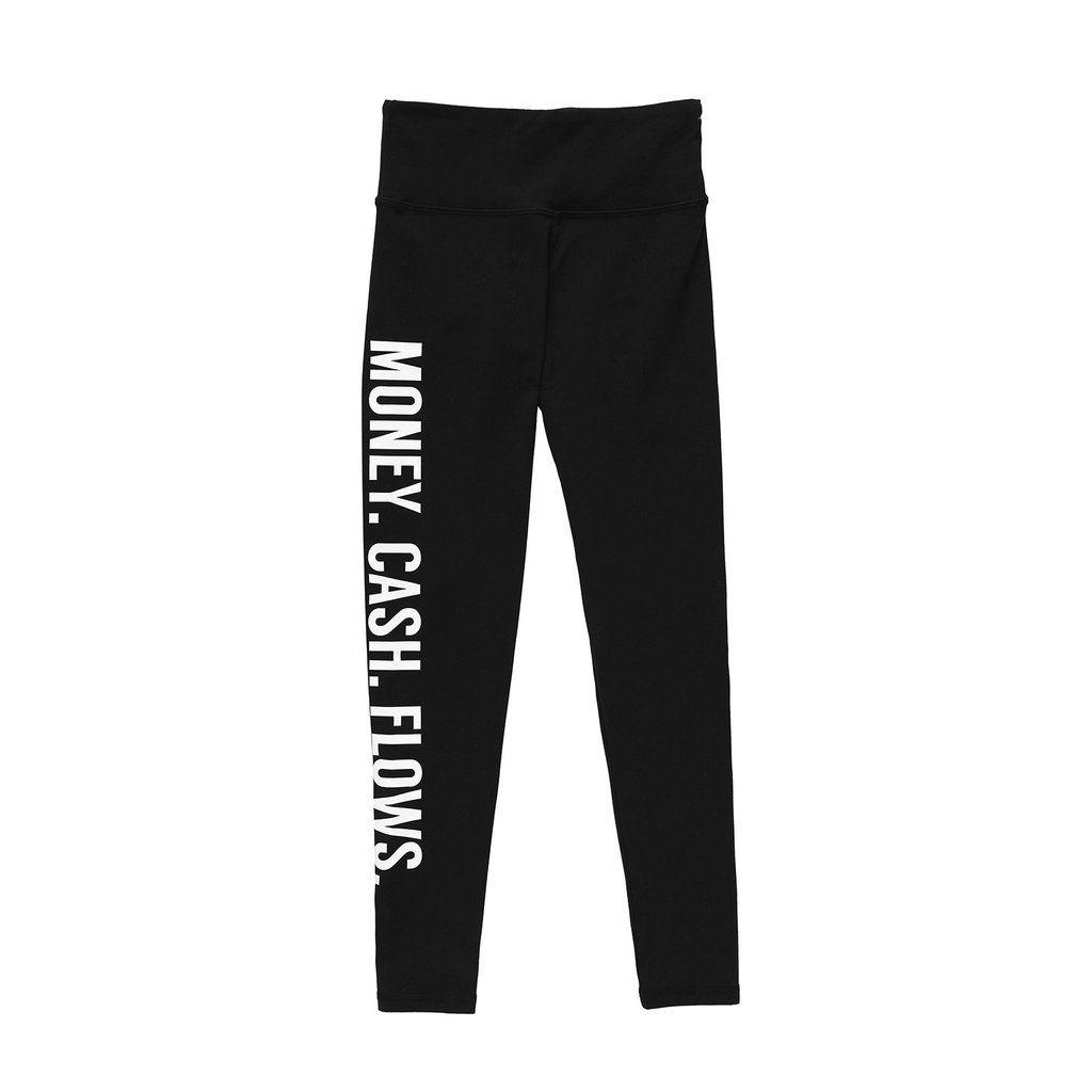 f0fec4b66d644 Y7 Full Length Legging W/ Money Cash Flows | Yoga | Money, Shopping ...