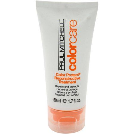 Color Protect Reconstructive Treatment by Paul Mitchell for Unisex, 1.7 oz