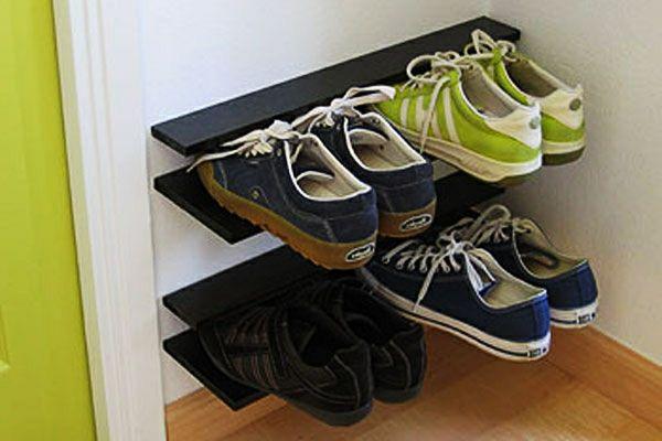 Schuhe Aufbewahren Kleine Regale Selber Machen Selbermachen 35