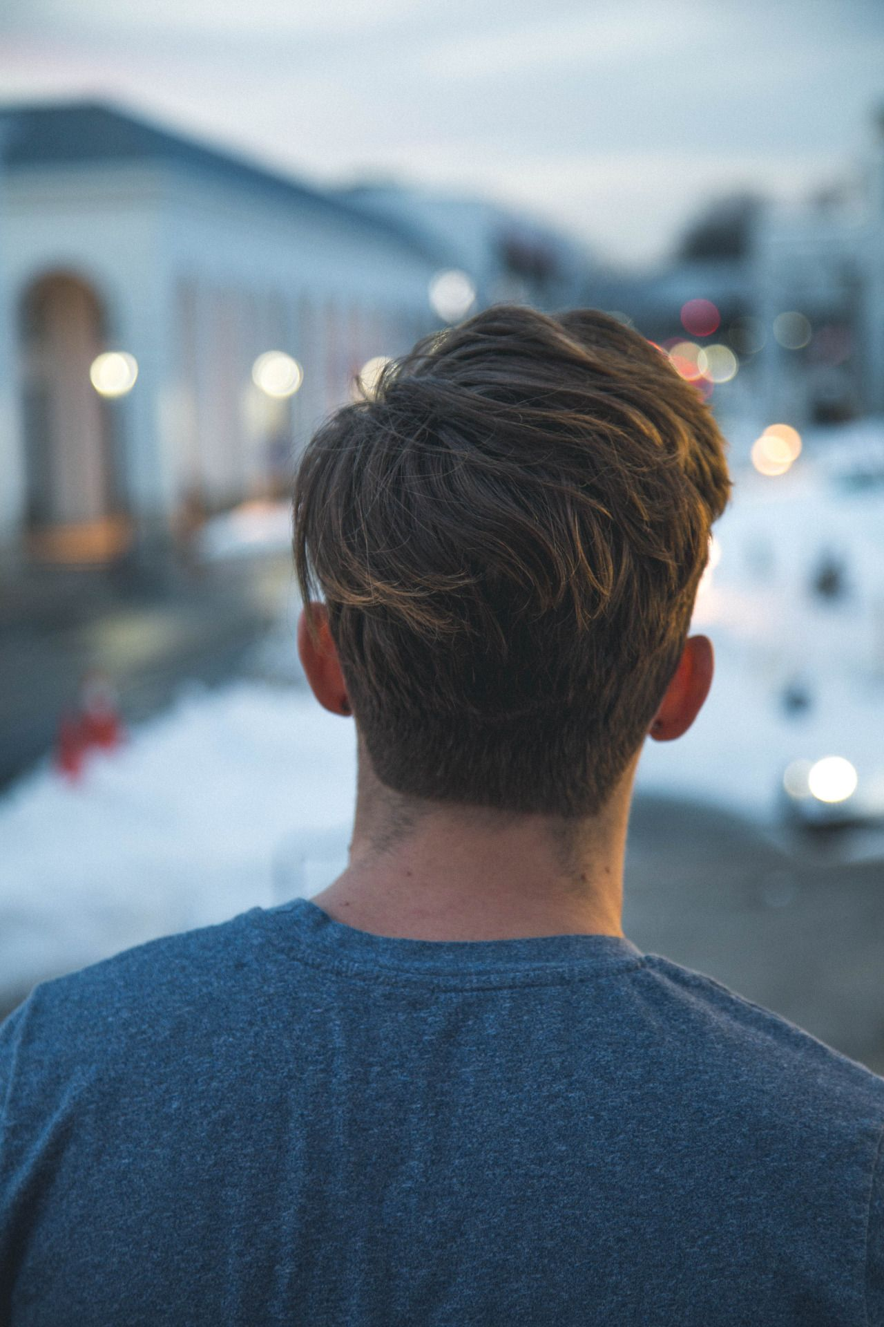 Haircut for boys back view back view cut  hair styles  pinterest  long wavy hair haircuts