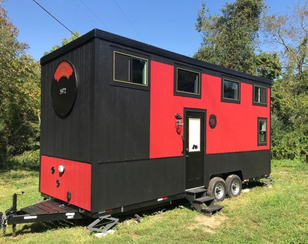 Hogwarts Inn Express Tiny House For Sale In Asheville Nc