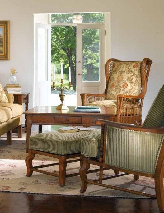 Create Your Stunning Living Room With Stickleyu0027s Fine Furniture From West  Coast Living