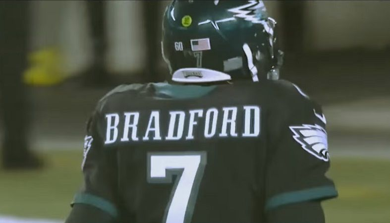 NFL Trade Rumors: NY Jets to acquire Sam Bradford from Eagles? - http://www.sportsrageous.com/nfl/nfl-trade-rumors-ny-jets-acquire-sam-bradford-eagles/18740/