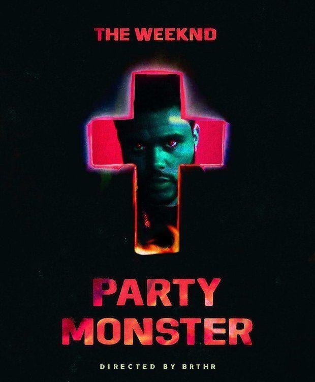 The Weeknd Starboy Tracklist Album Art Genius Party