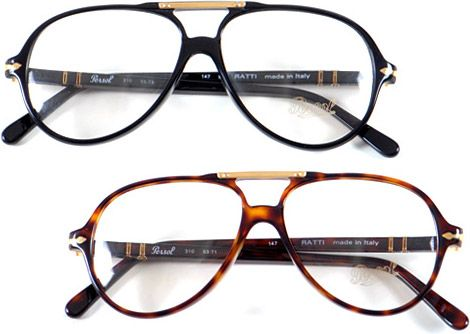 persol ratti aviator frames can i have my prescription in these hahahaah