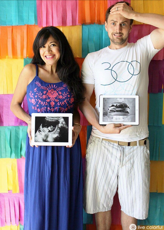 Hamilelik Duyurusu için Eğlenceli Fikirler