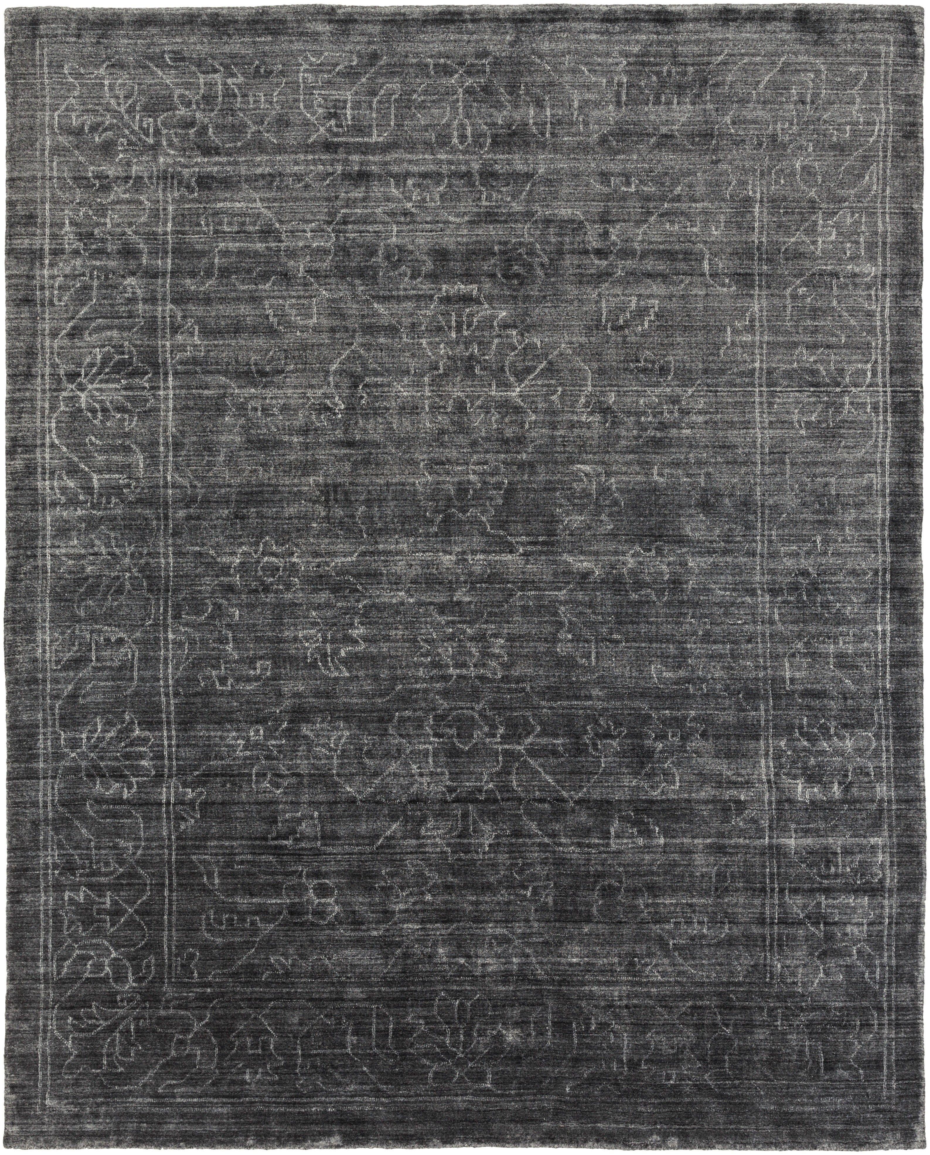 Camilla Rug, Charcoal Rugs, Charcoal rug, Light grey