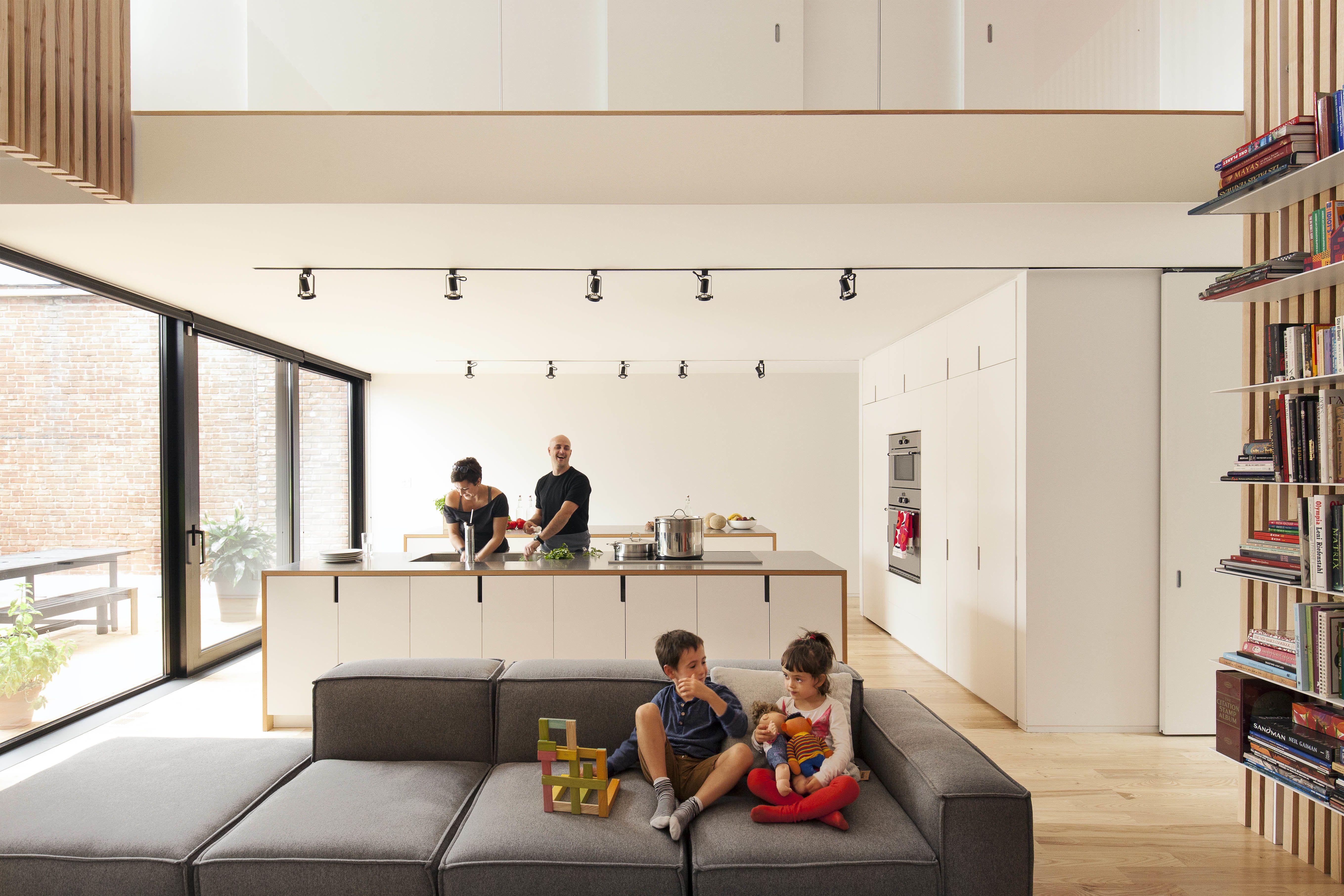 Photo 4 of 15 in A Transformative Duplex Renovation in