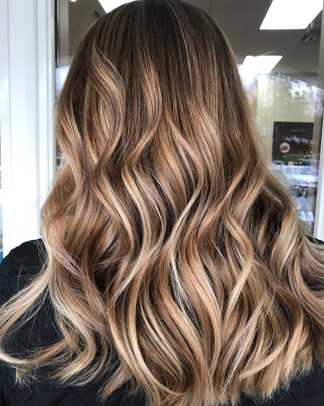 30 Schone Balayage Frisuren Fur 2020 In 2020 Haar Styling Balayage Frisur Hair Lights