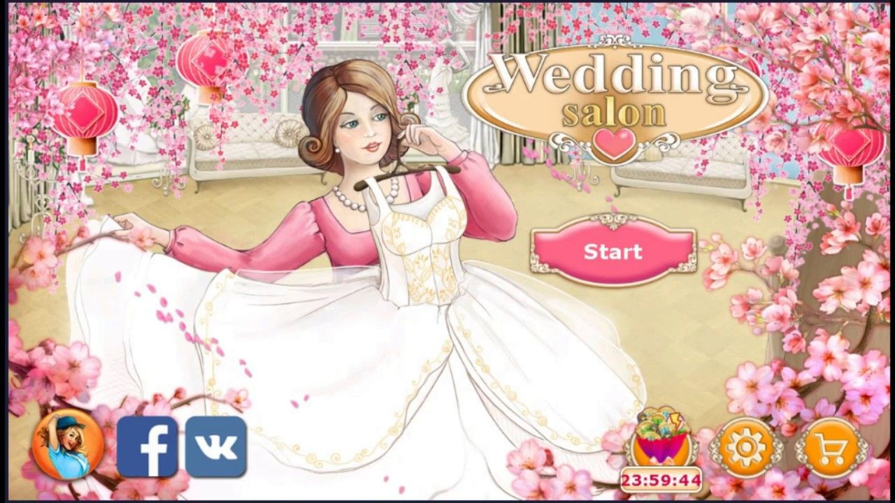 Wedding Salon How To Makup Game For Grils Wedding Salon Games 4 Kids Learning Colors