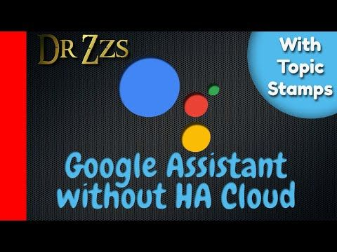 4) DrZzs Home Automation Live Stream (Google Assistant W/O Home