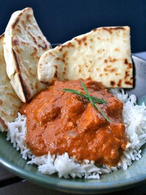 Slow cooker chicken tikka masala from Meal Planning 101