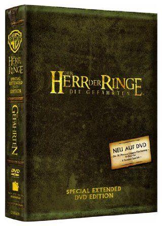 Der Herr Der Ringe Die Gefährten Special Extended Edition
