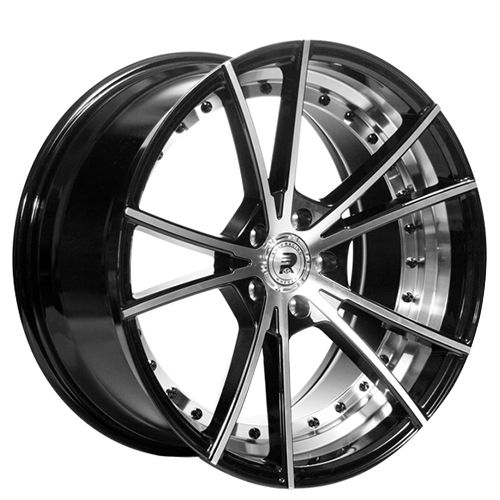 20 staggered erw wheels erw 2 black machined rims 24 inch rims Golf GTI Black Rims 20 staggered erw wheels erw 2 black machined rims