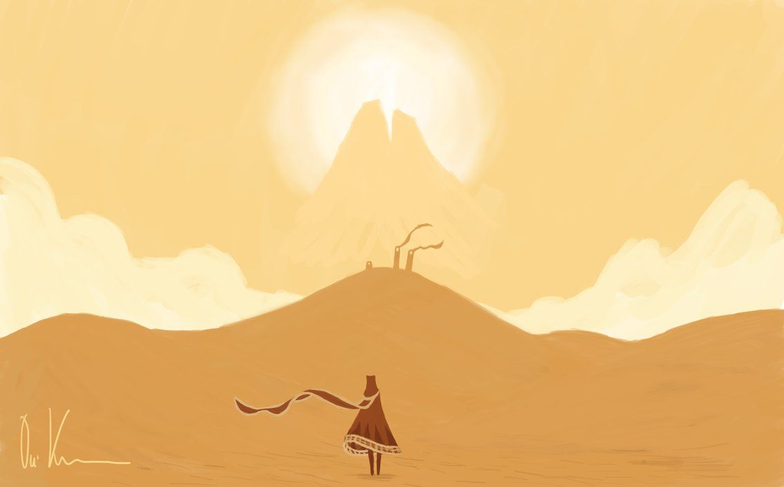 I was born for this - Journey fan art