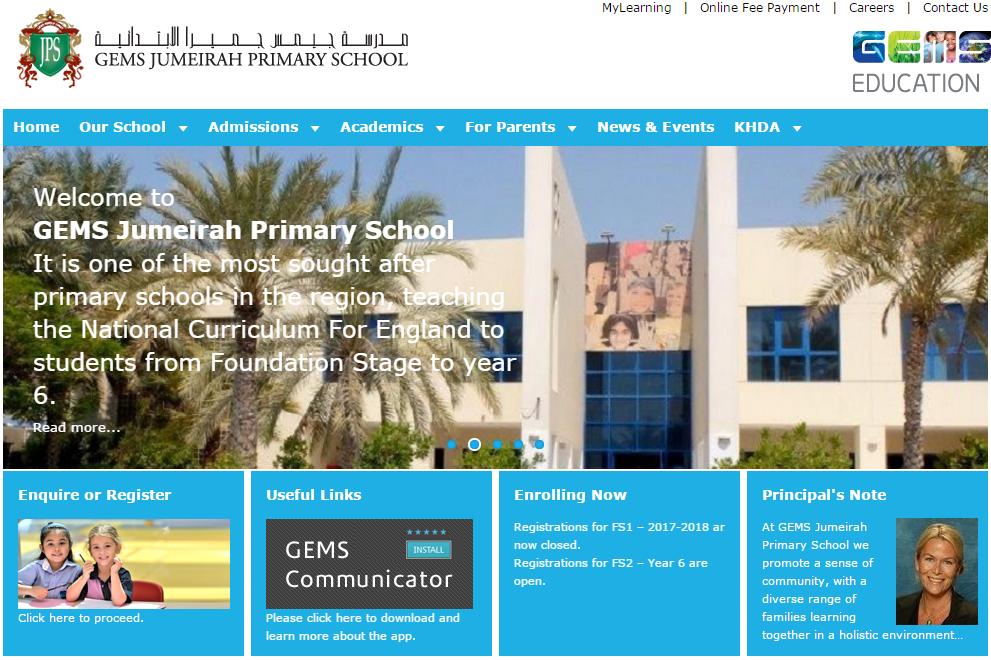 Gems Jumeirah Primary School Weebly Wellington Reviews Fees Al Safa