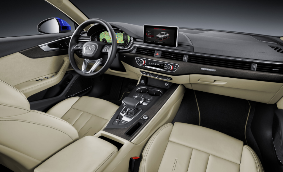 2018 Audi Q4 Interior Audi A4