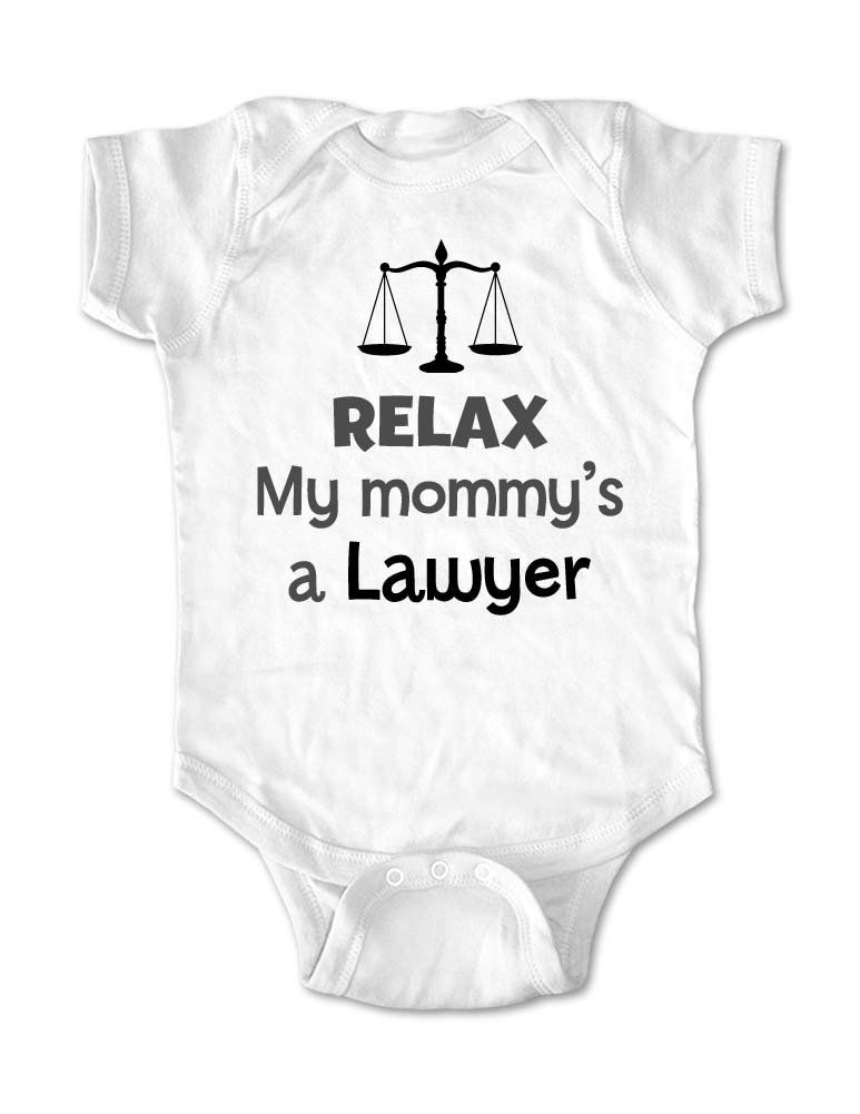 Lawyers Make The Cutest Babies Bodysuit